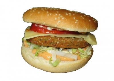 Burger vege cheese simple page 001