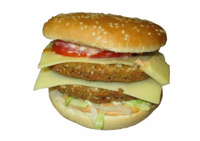 Burger vege chesse double page 001