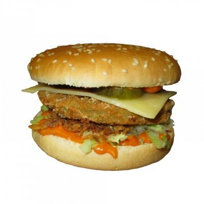 Burger vege chti simple